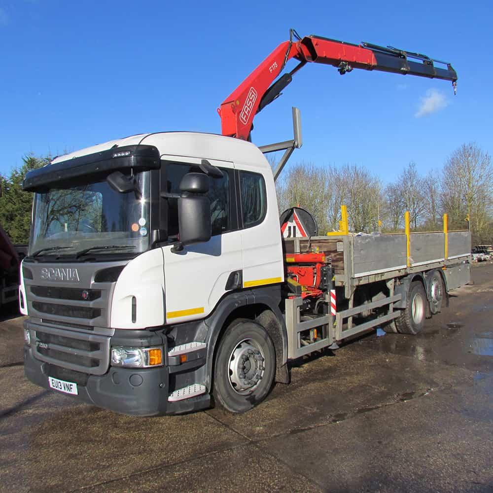 HIAB-Truck-Rental