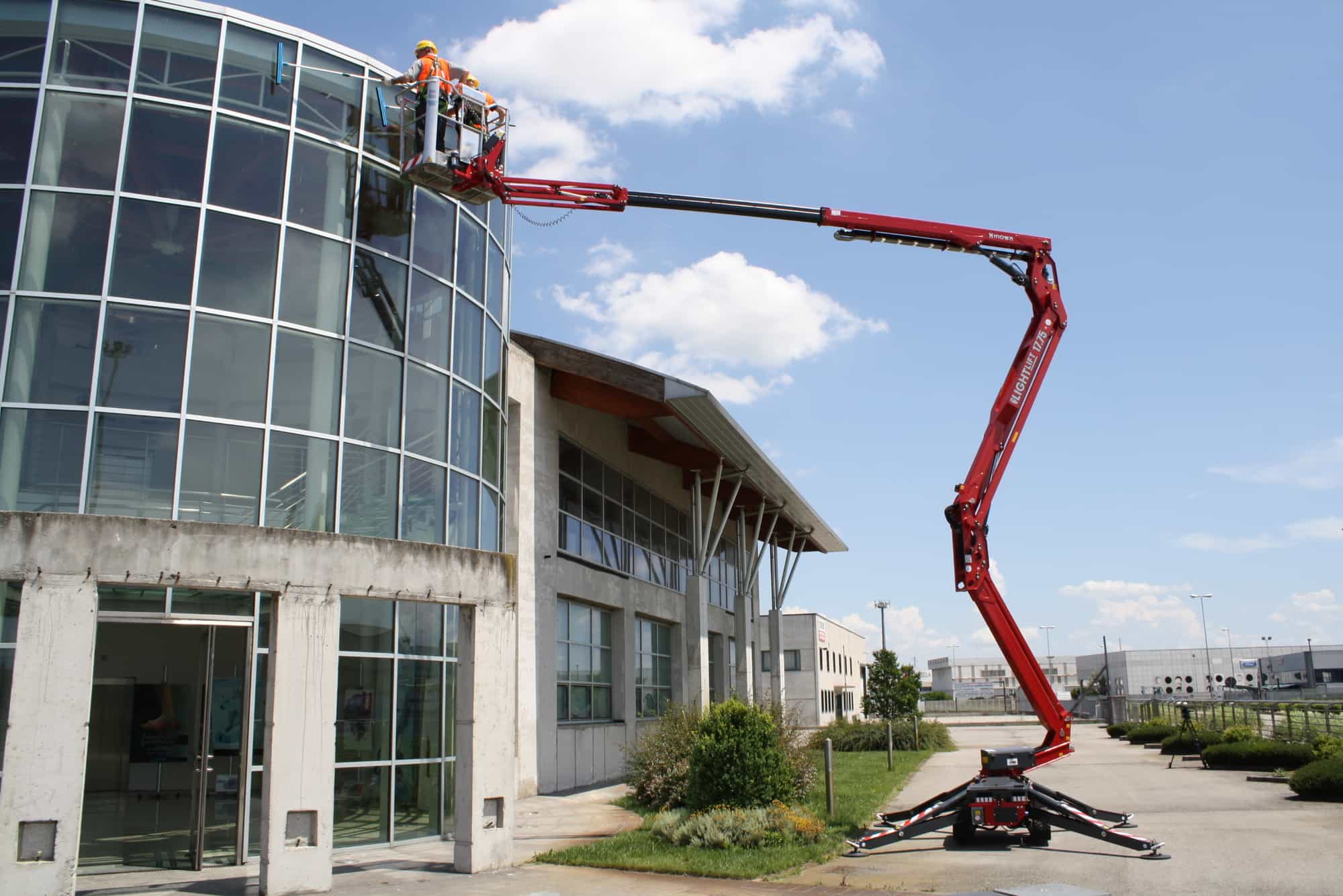 Spider Lift Rentals - Hinowa Light Lift 17.75 IIIS Performance