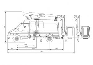Ford Transit 350M 2.2TDCi