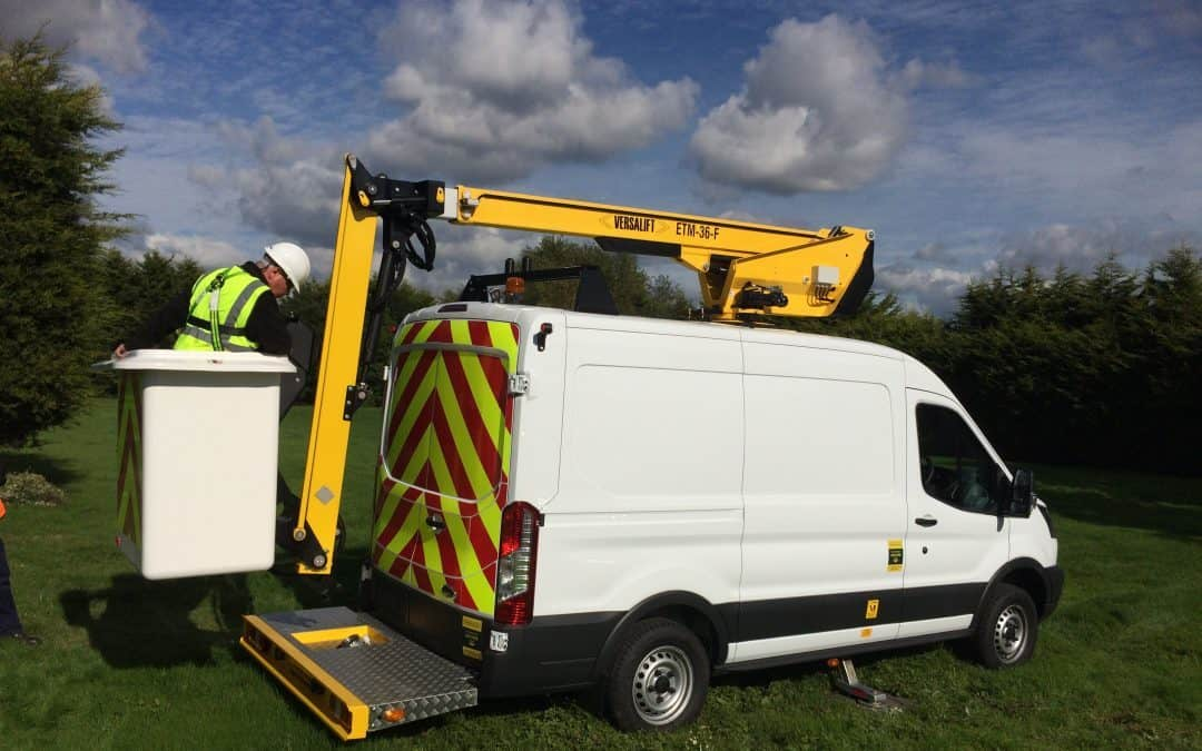 Keeping up with demand! More MEWPS for the hire fleet.