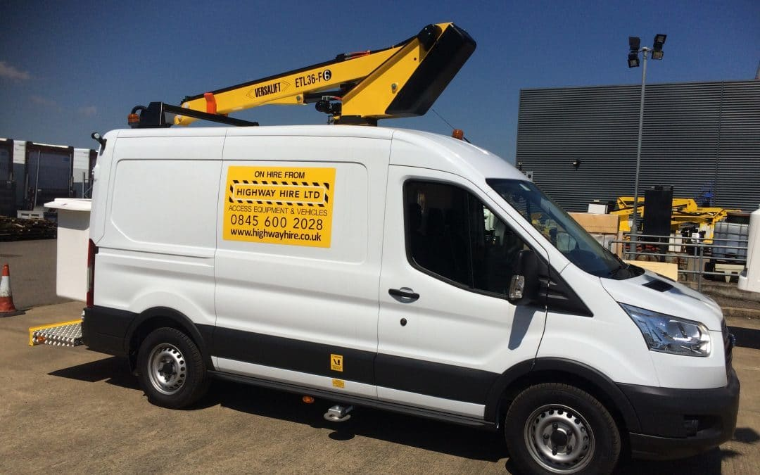 Another New Addison To Our Hire Fleet
